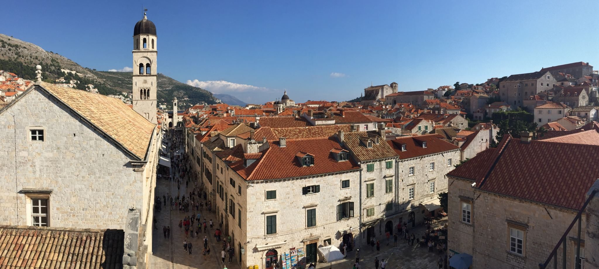 4 days in Dubrovnik, Croatia