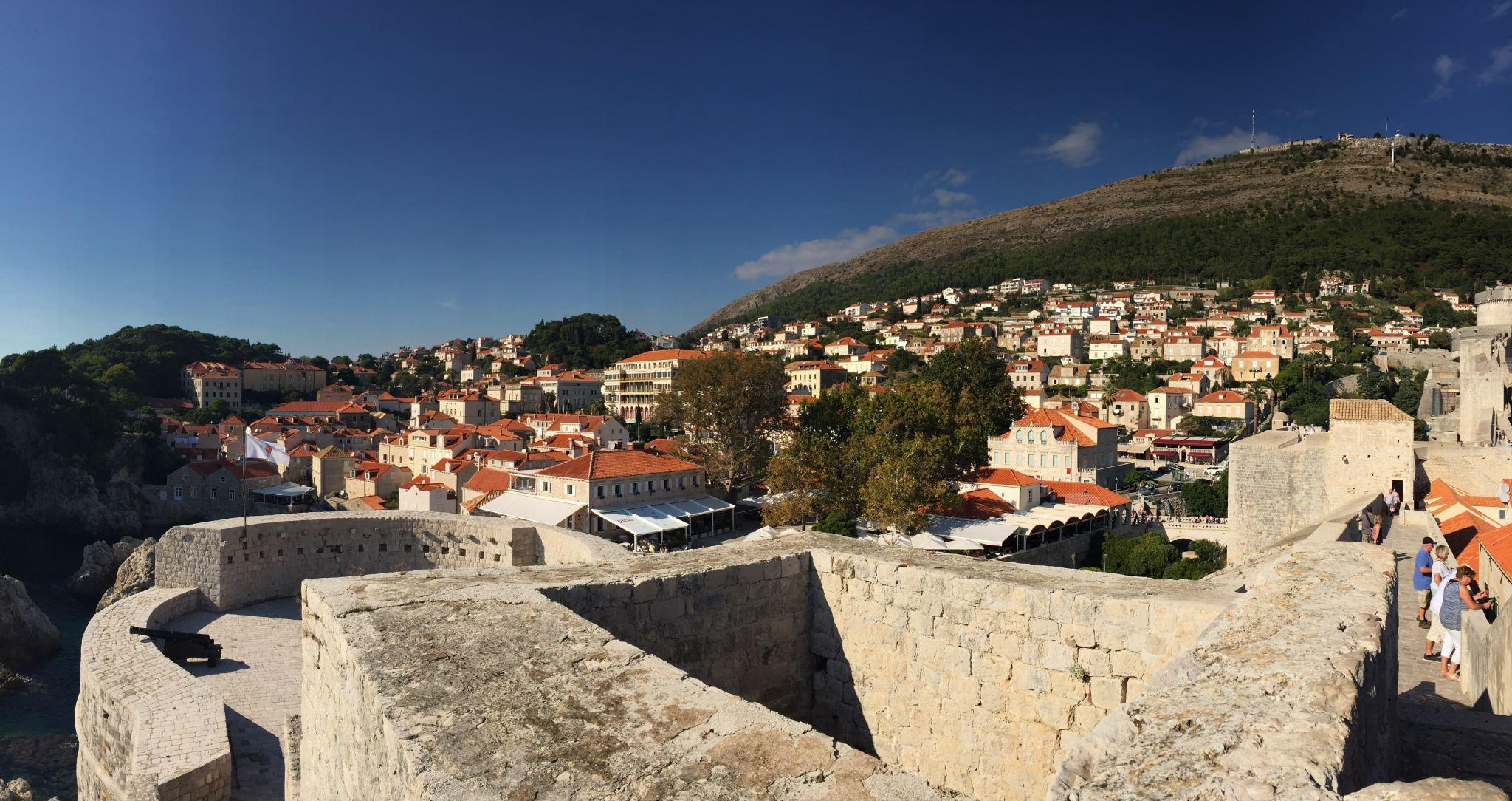 Bokar Fortress, Dubrovnik
