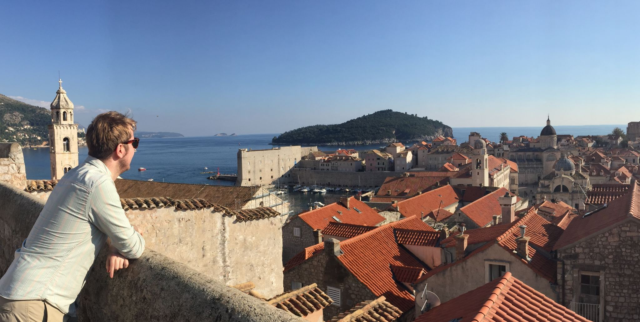 Old Town Walls Dubrovnik