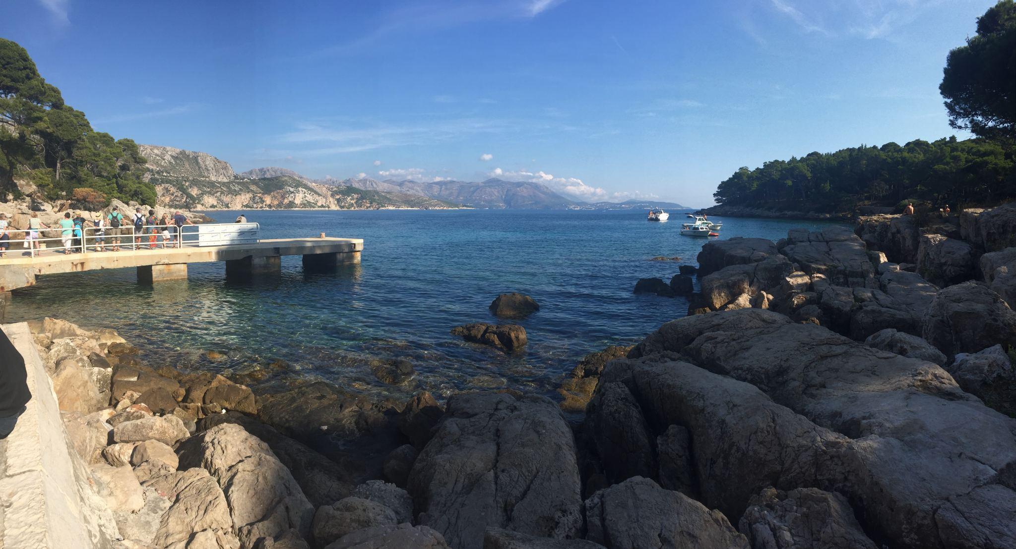 Lokrum, Dubrovnik