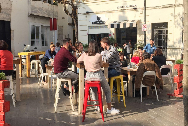 Valentine's Day La Chalá, Seville