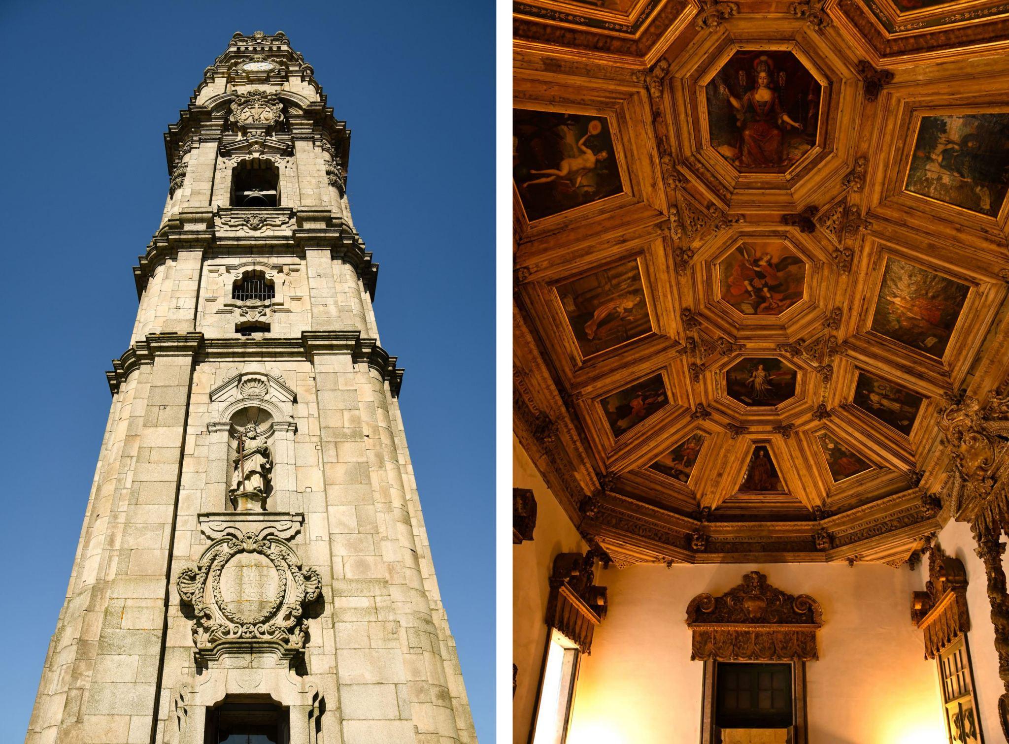 Clérigos Tower Porto