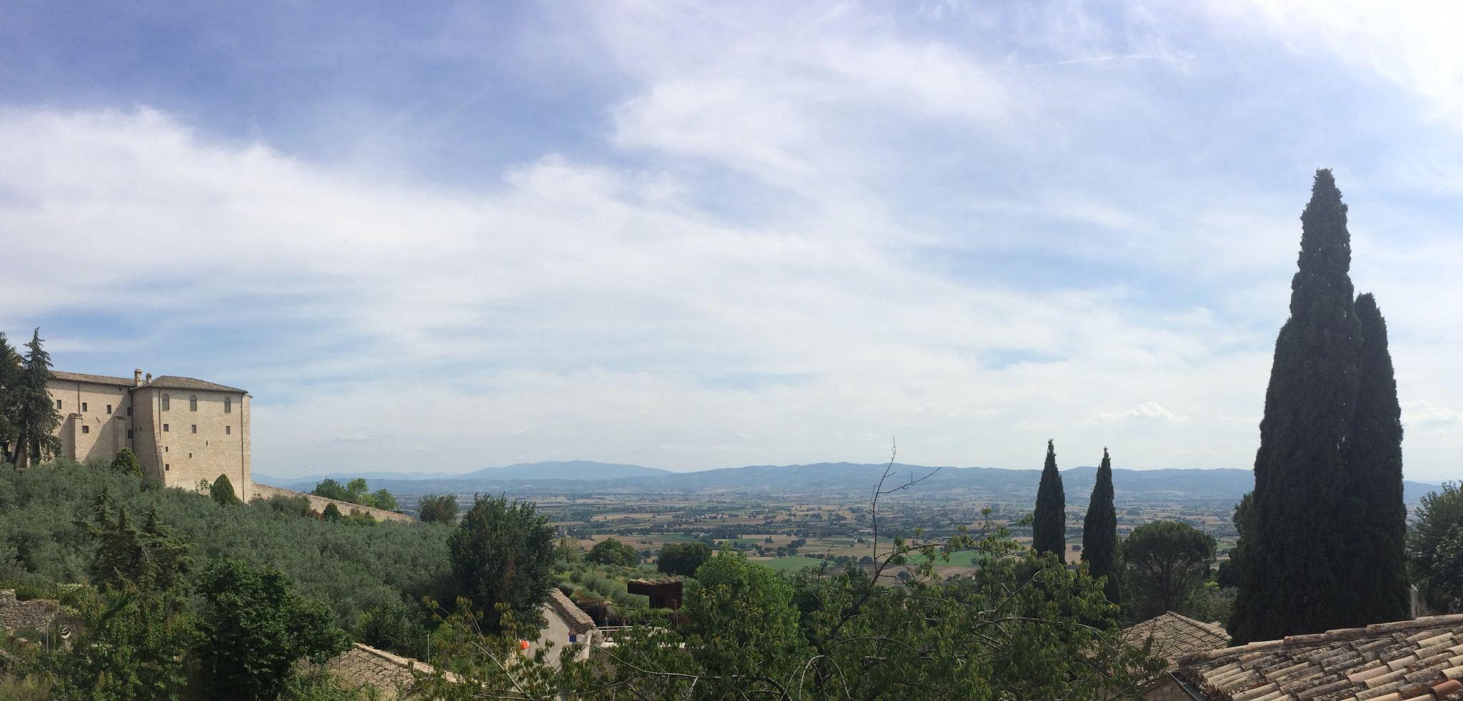 tiber valley
