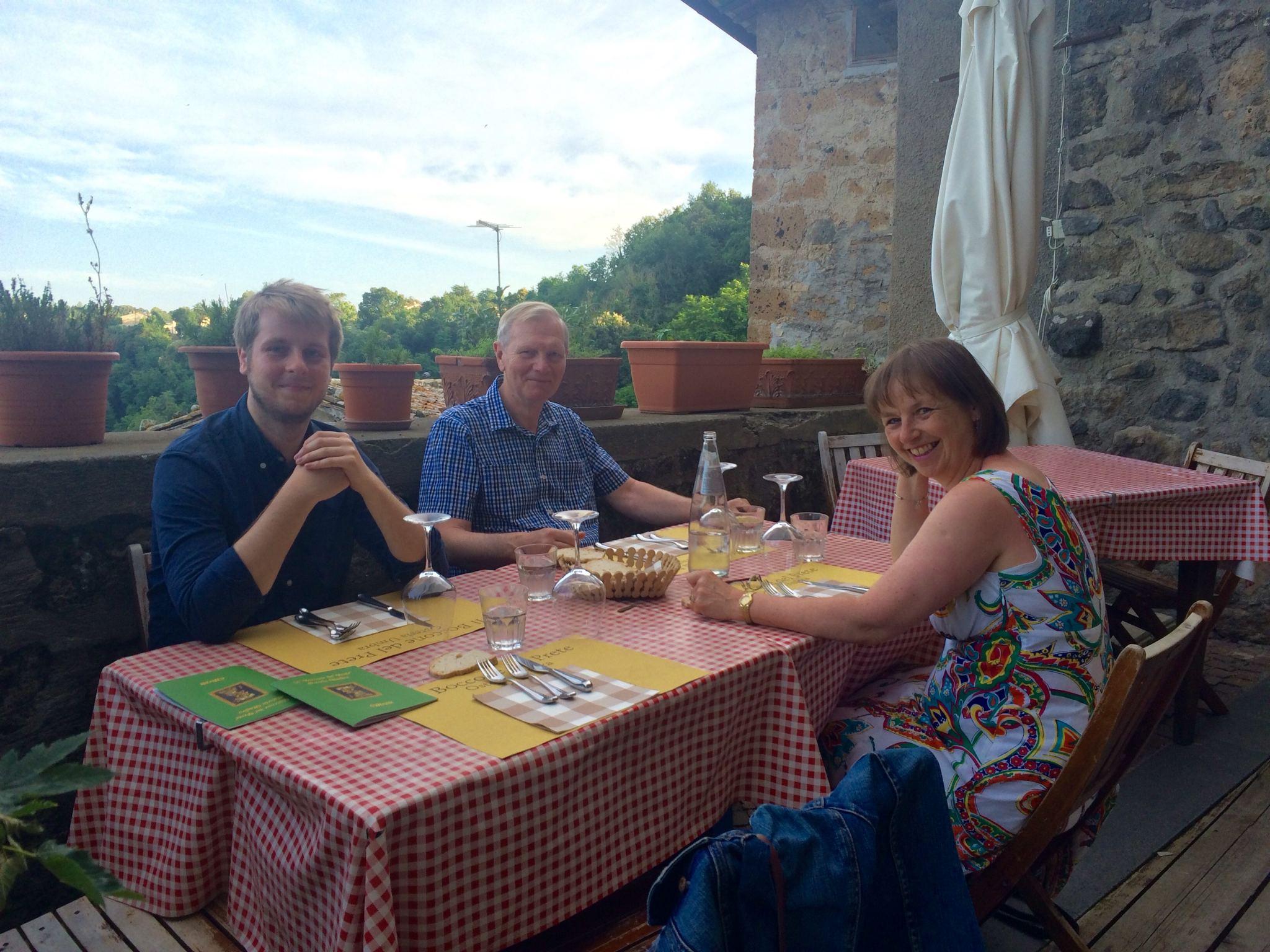 Il Boccone del Prete Osteria Umbria