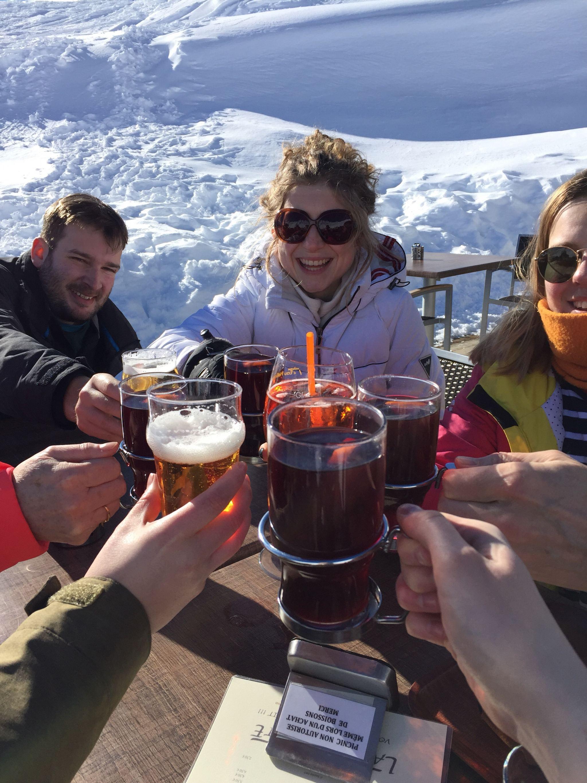 après-ski La Rosière