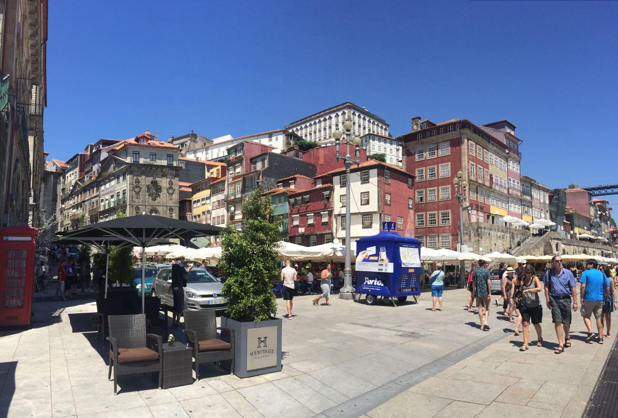 Port of Ribeira Porto