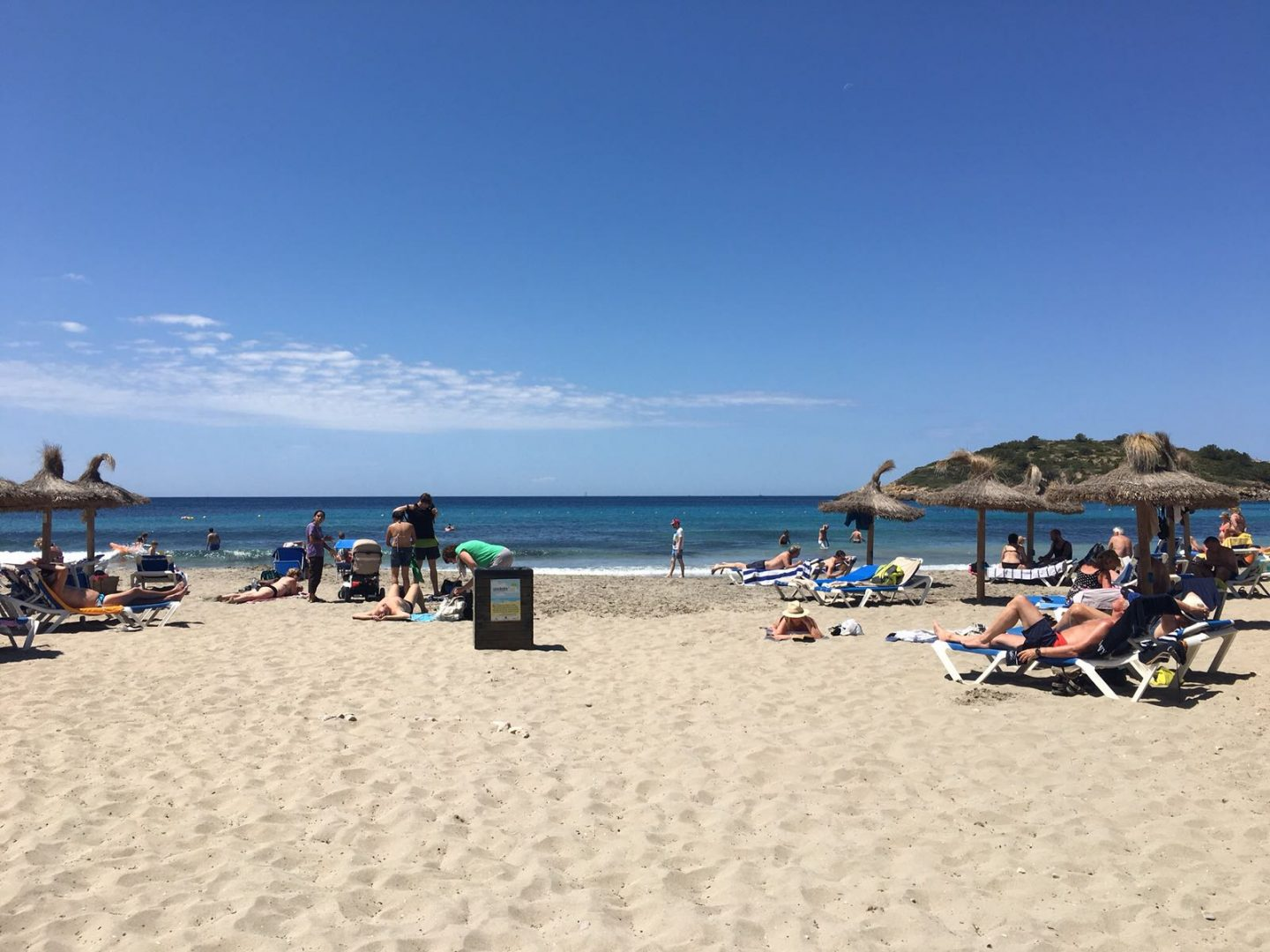 Sant Elm Majorcan beaches