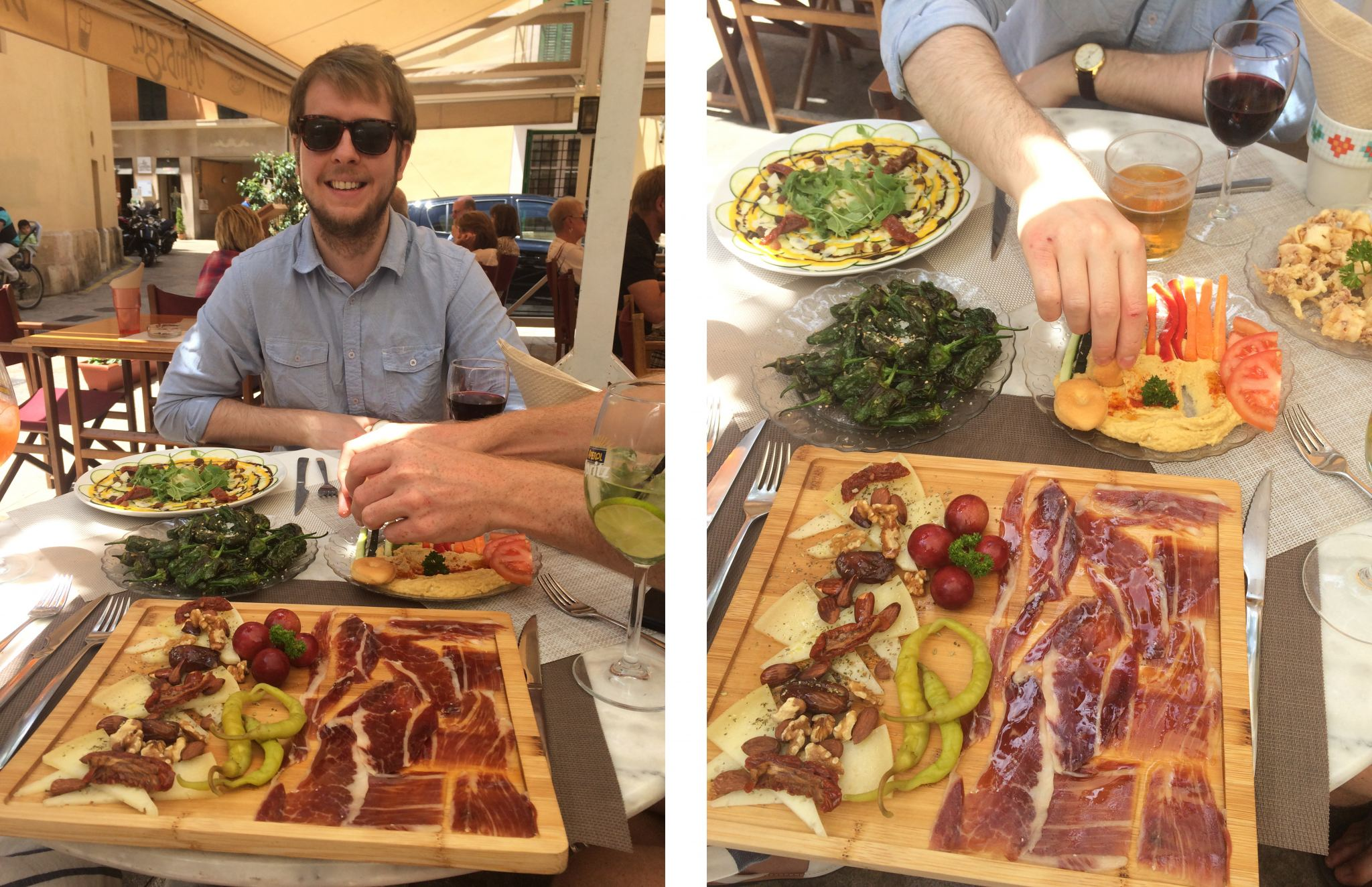l'ambigú bar tapas Majorca