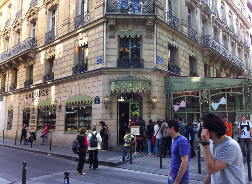 Ladurée Paris BFF