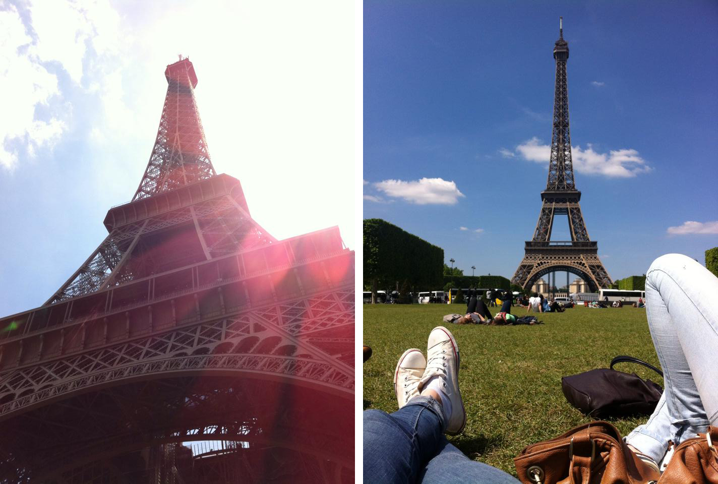 Eiffel Tower Paris BFF