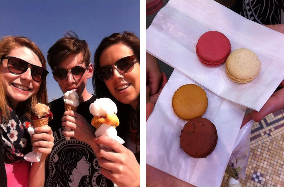 Macarons Paris BFF