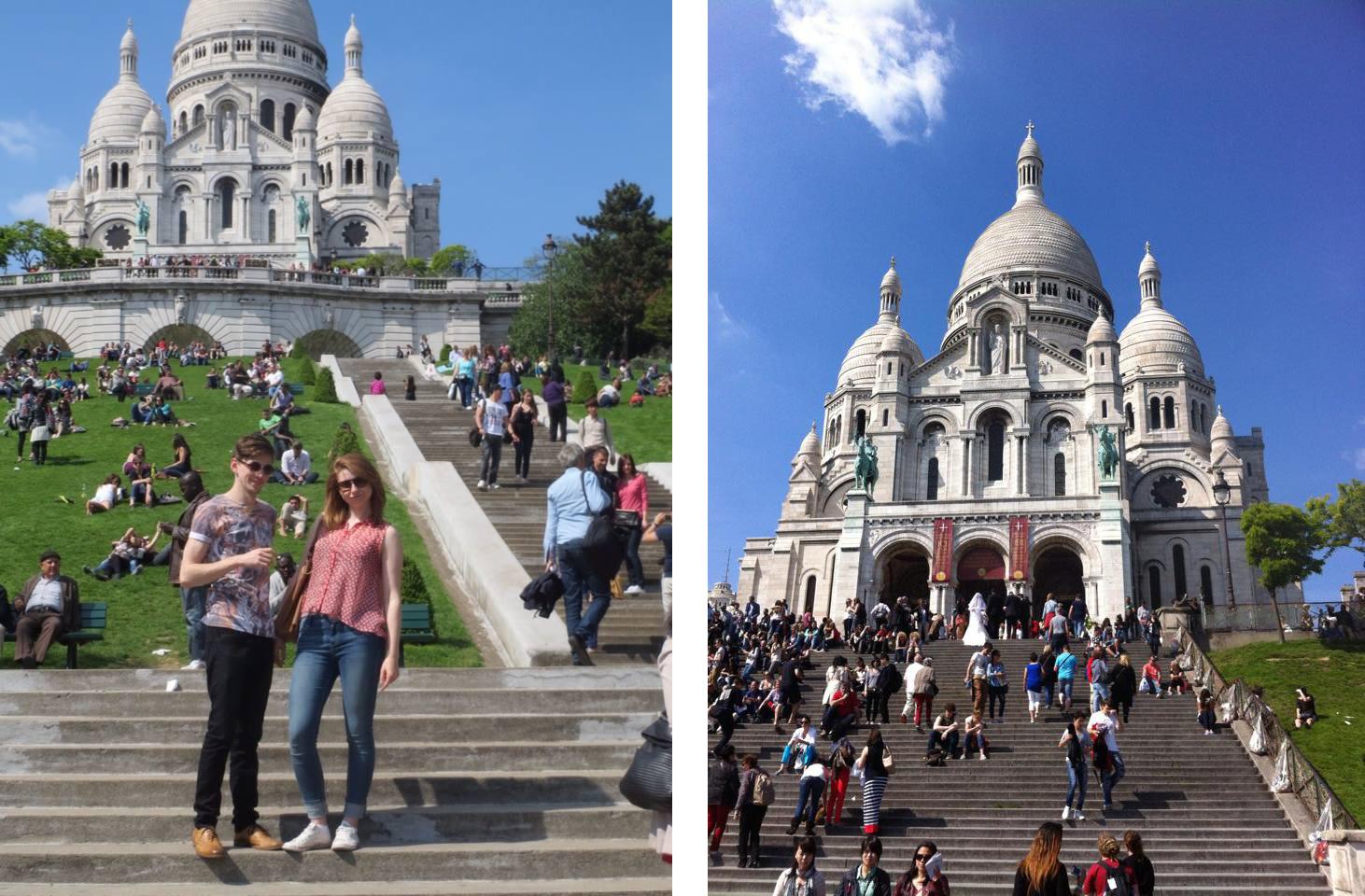 Sacre Coeur Paris BFF