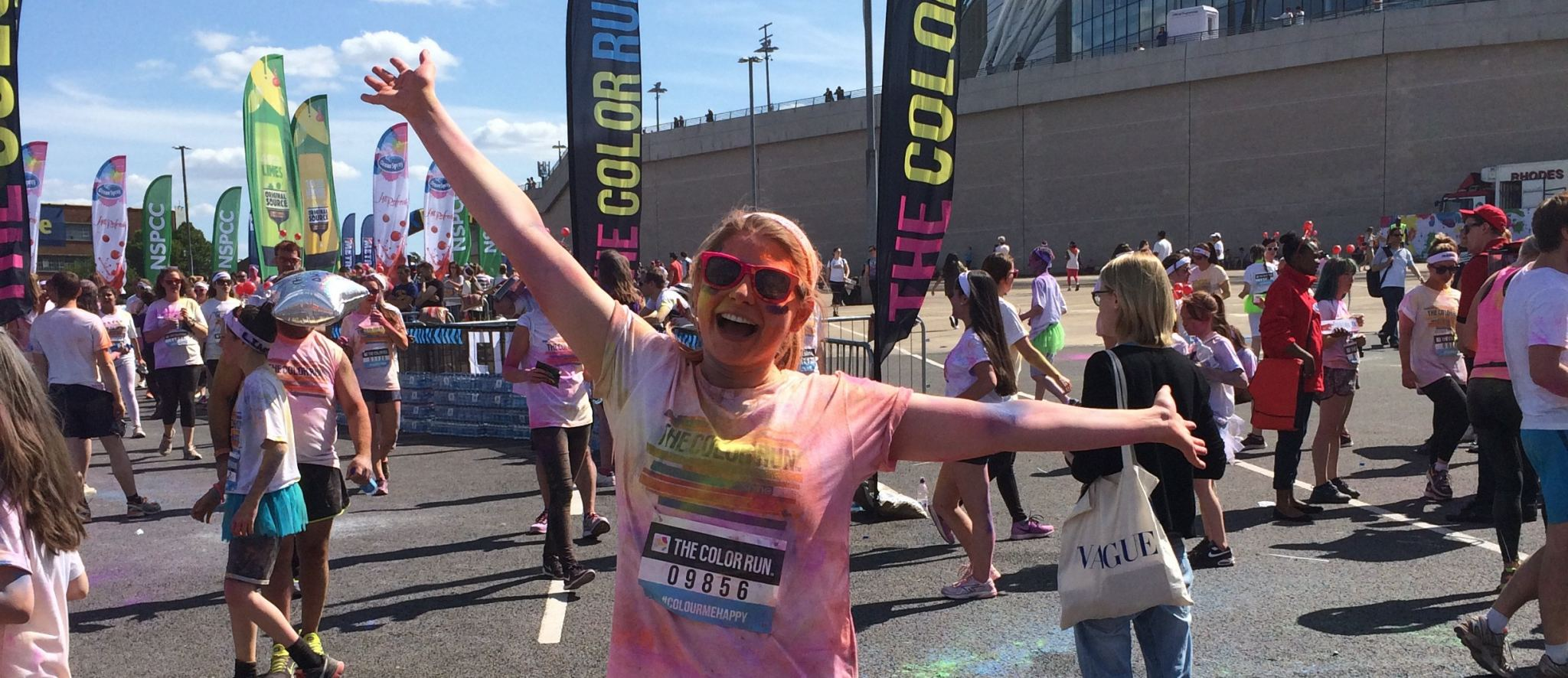 10 Reasons To Do The London Color Run
