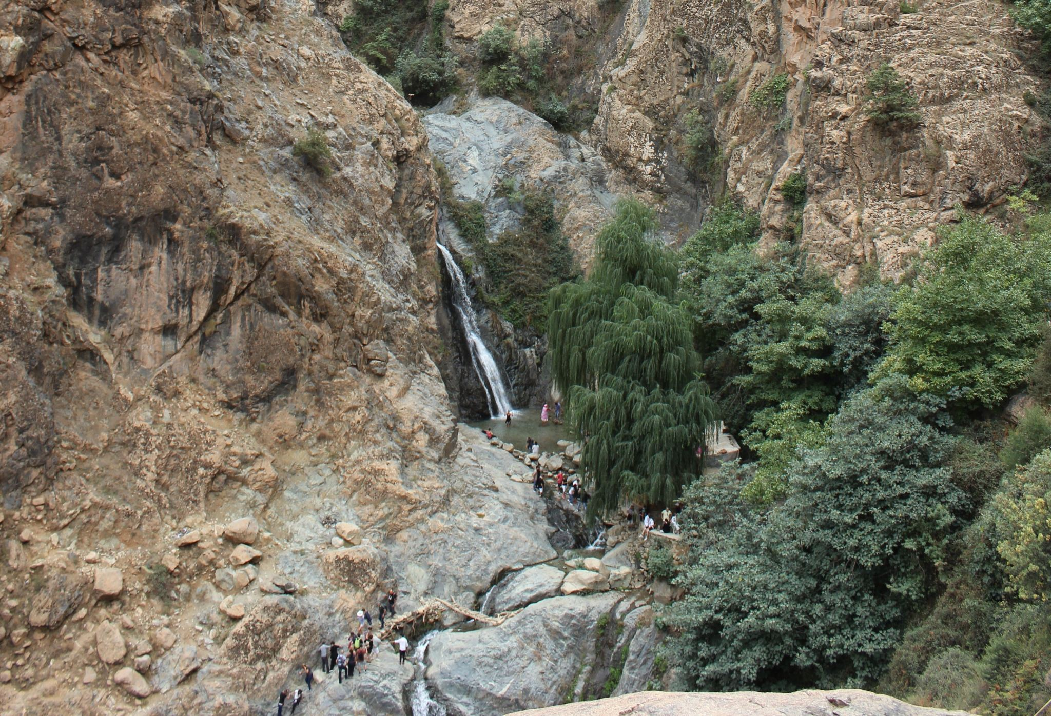 Setti Fatma waterfalls