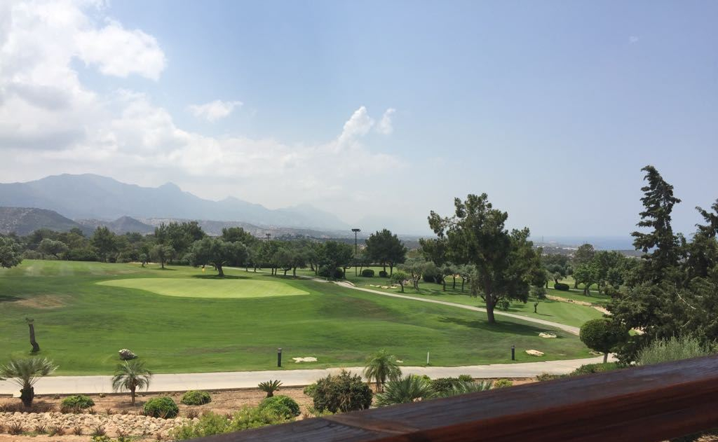 korineum golf cyprus