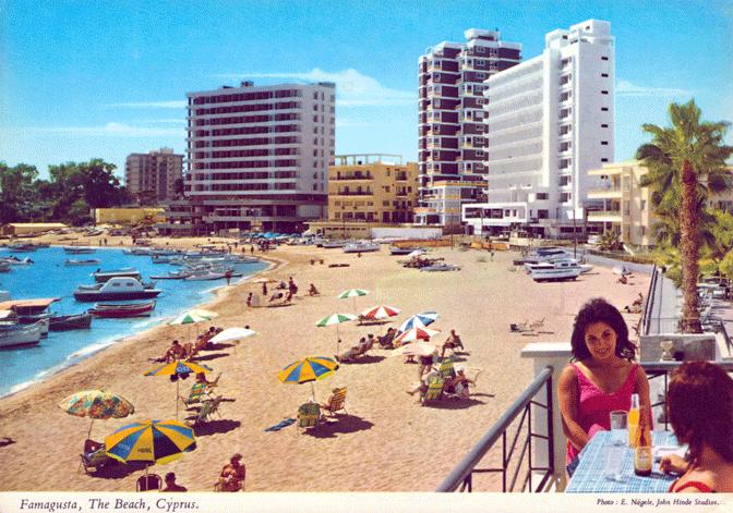 Famagusta-Constantia-Postcard