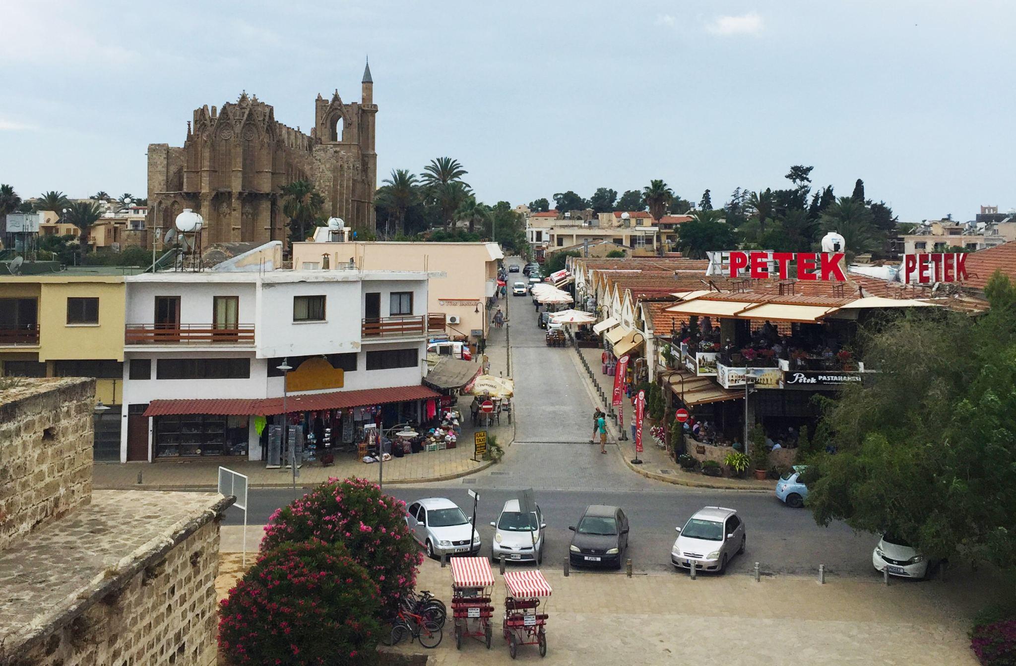 famagusta skyline