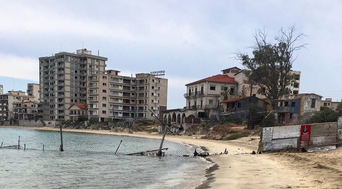 Varosha: The Famagusta Ghost Town