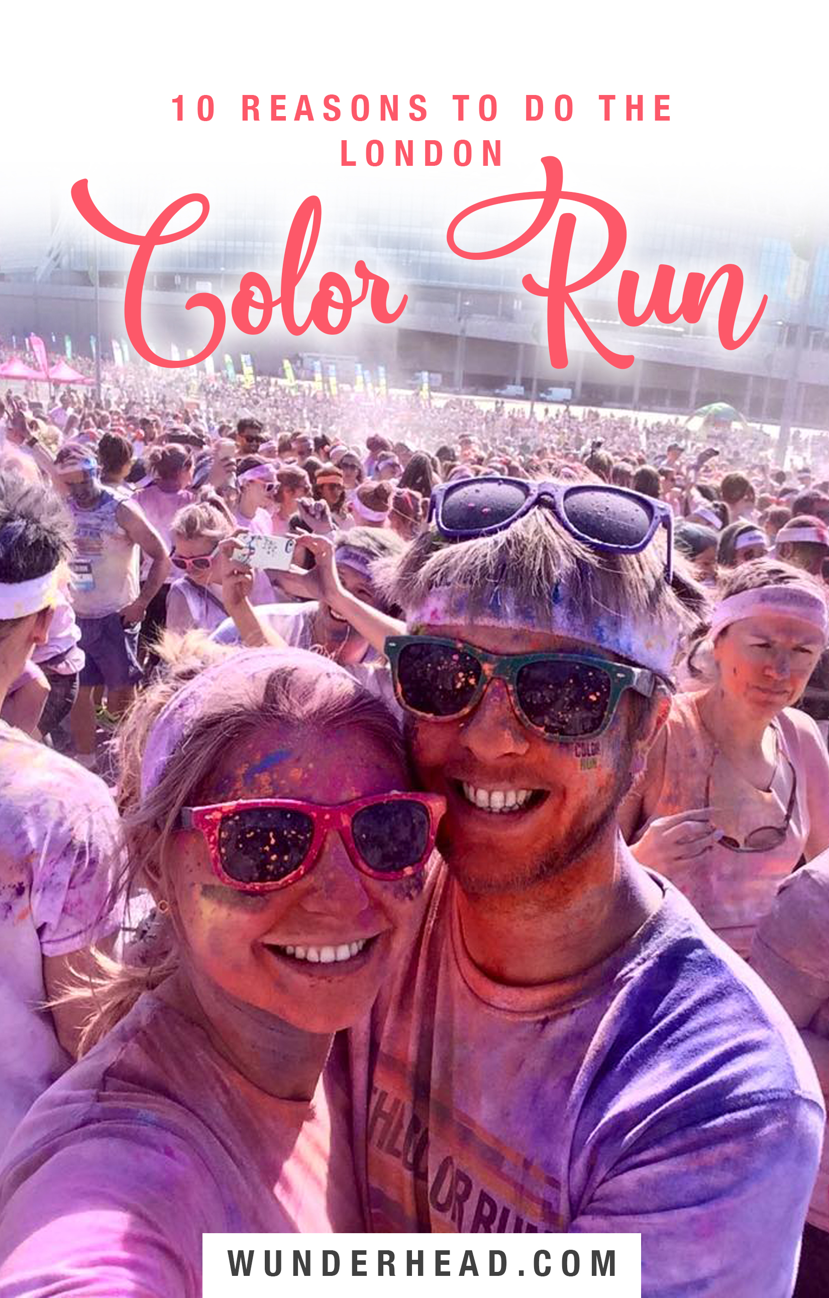 pinterest color run new