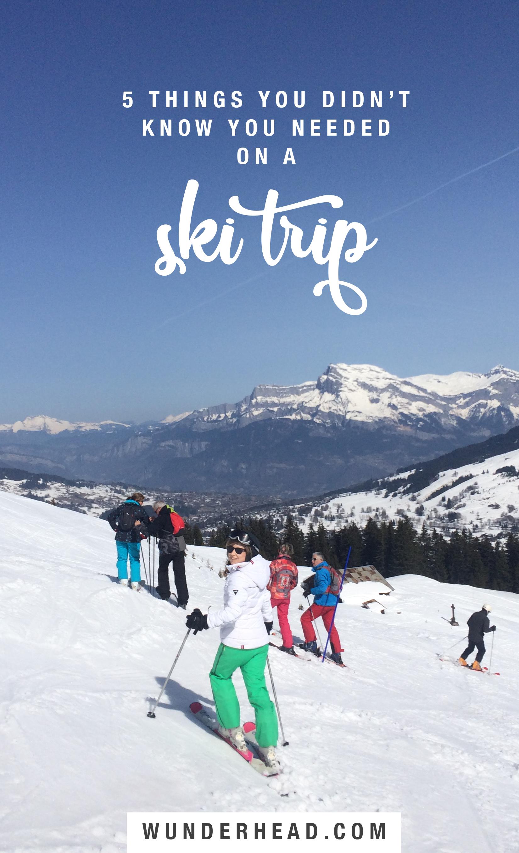 pinterest ski new