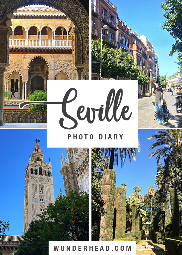 Seville photo pinterest