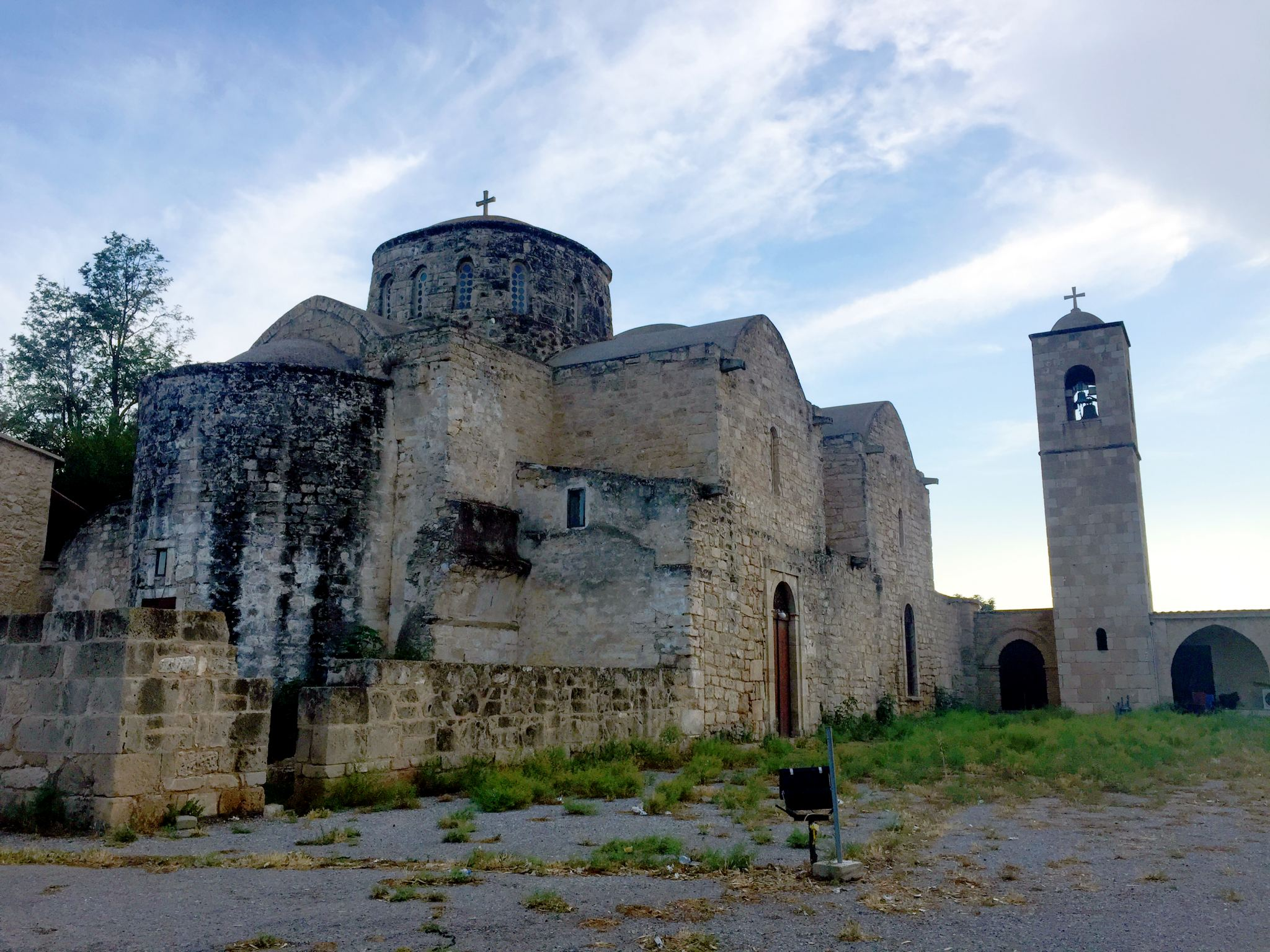 st barnabas monastery cyprus