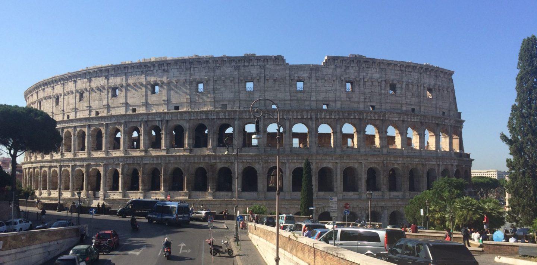 Rome colloseum