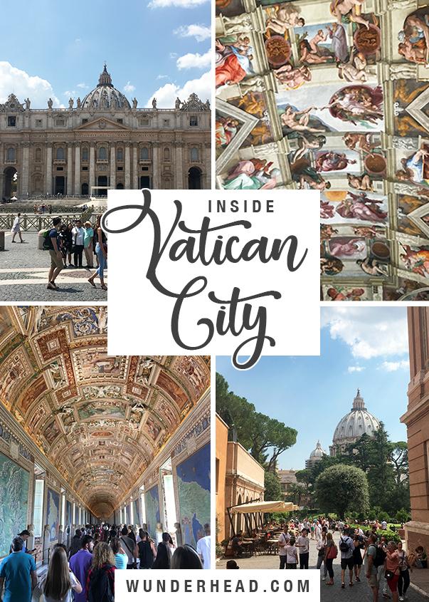 Sistine Chapel & Museums