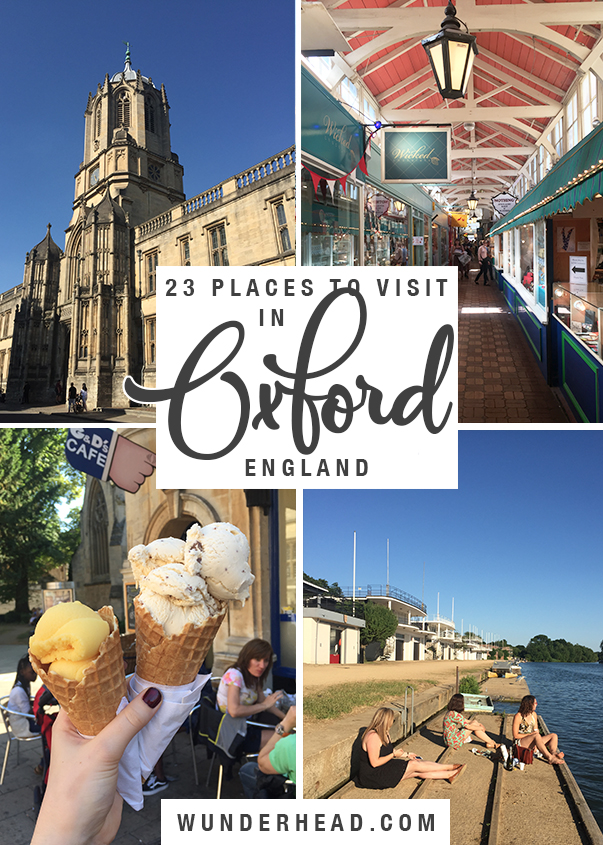 oxford pinterest