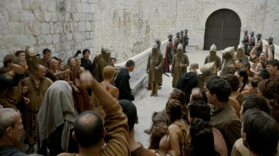 Ploce Gate dubrovnik game of thrones