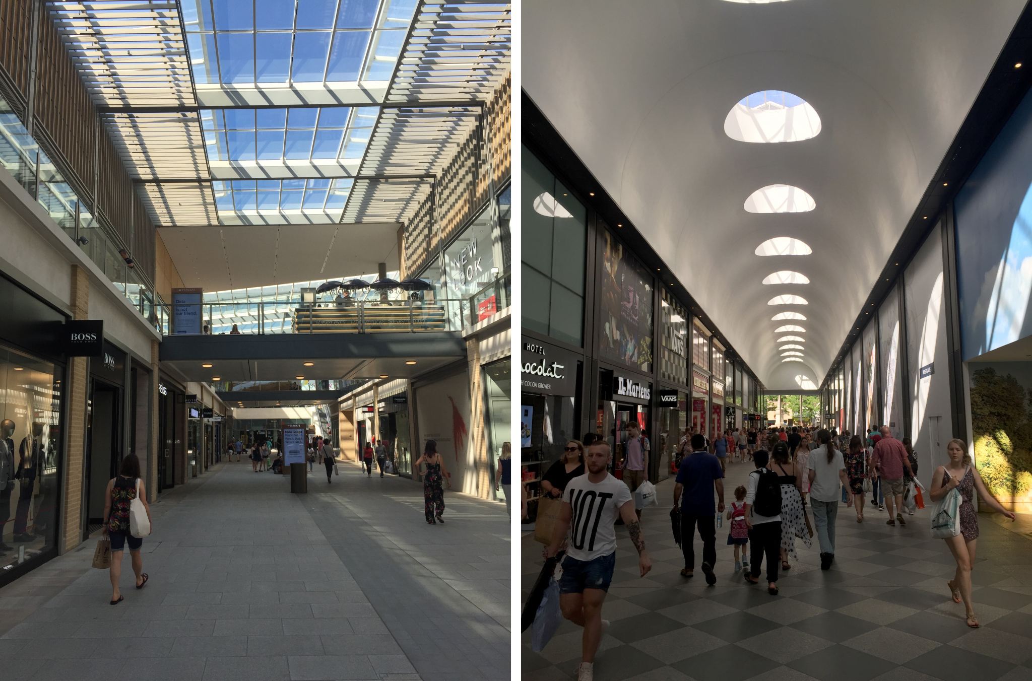 westgate shopping oxford