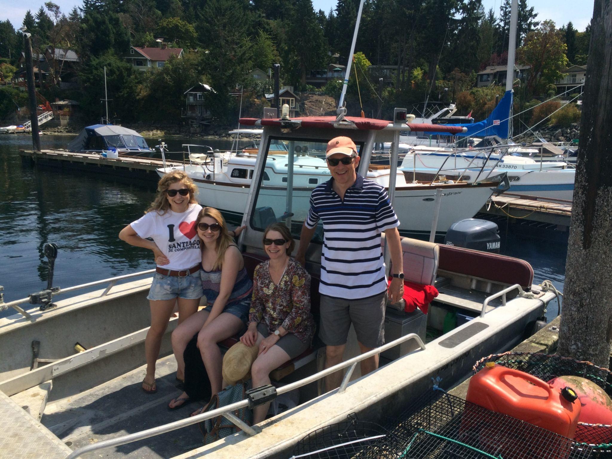 Deep Voce Marina Vancouver Island