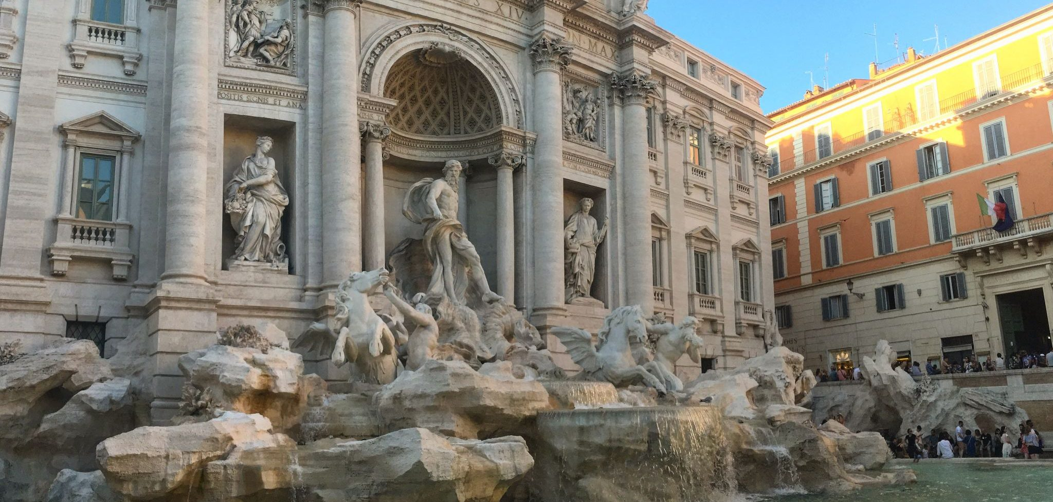 8 hours In Rome, Italy