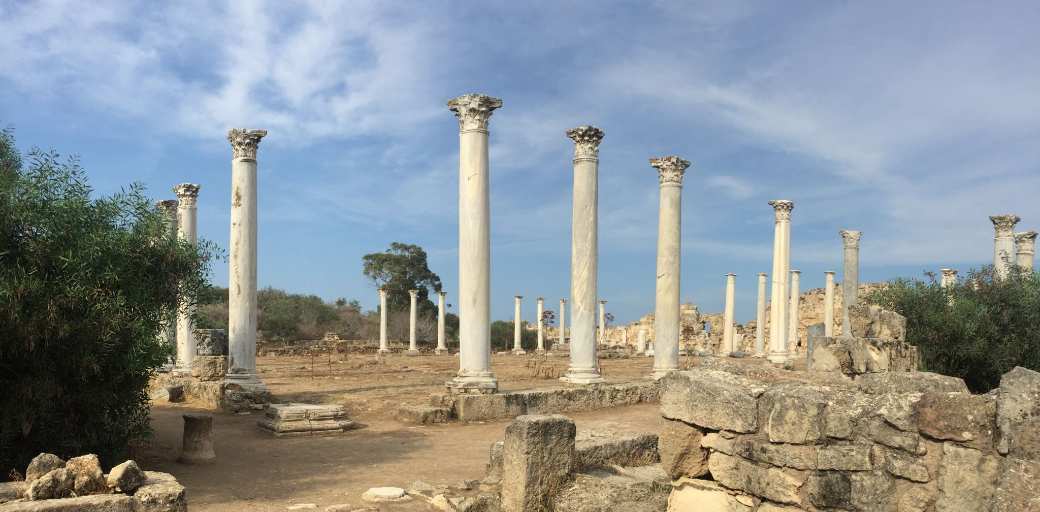A Day In Famagusta, Cyprus