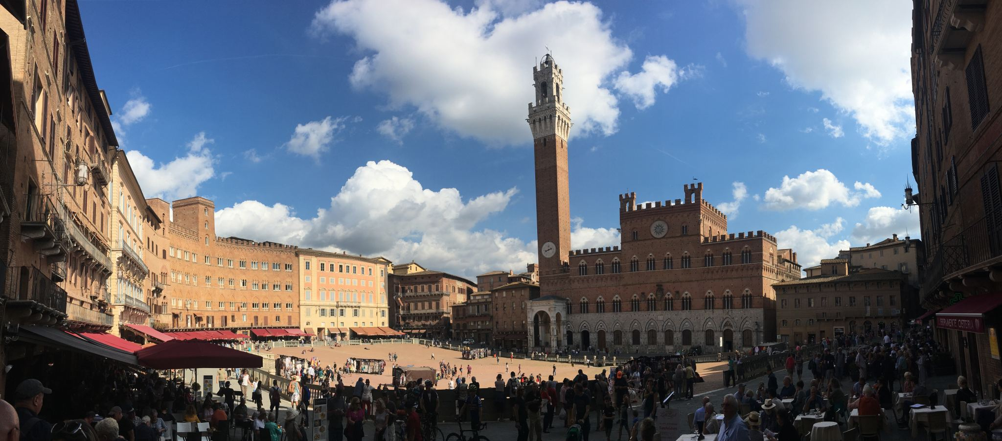 A Day in Siena, Italy
