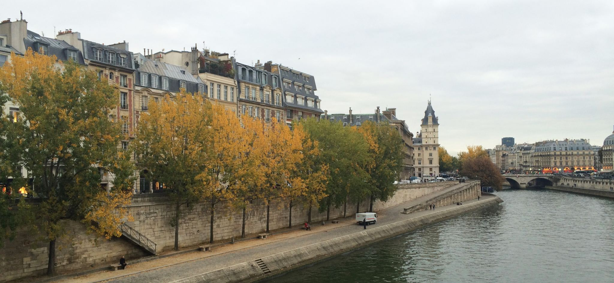 An Autumn Weekend in Paris