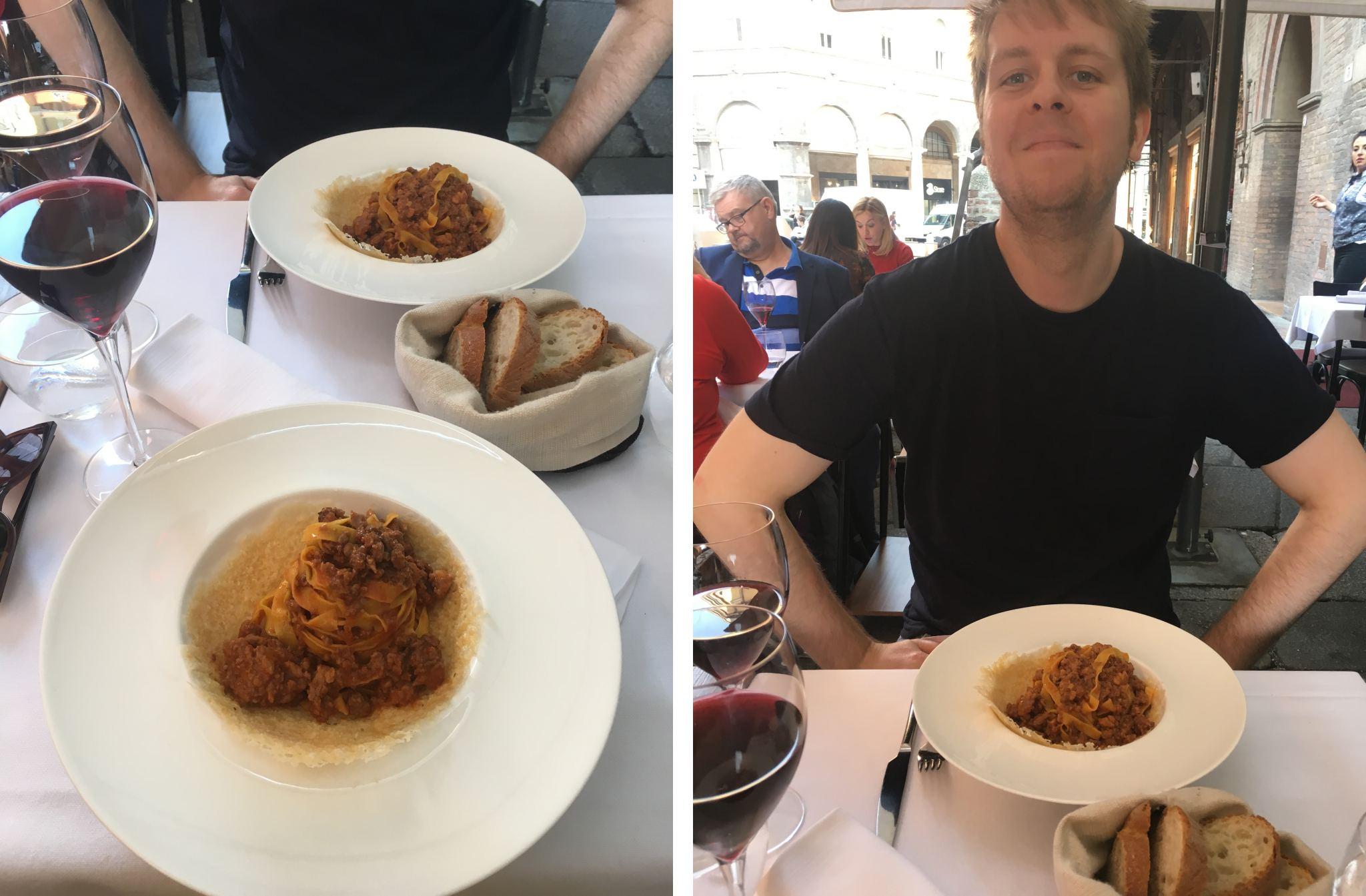 Ristorante Pappagallo Bologna