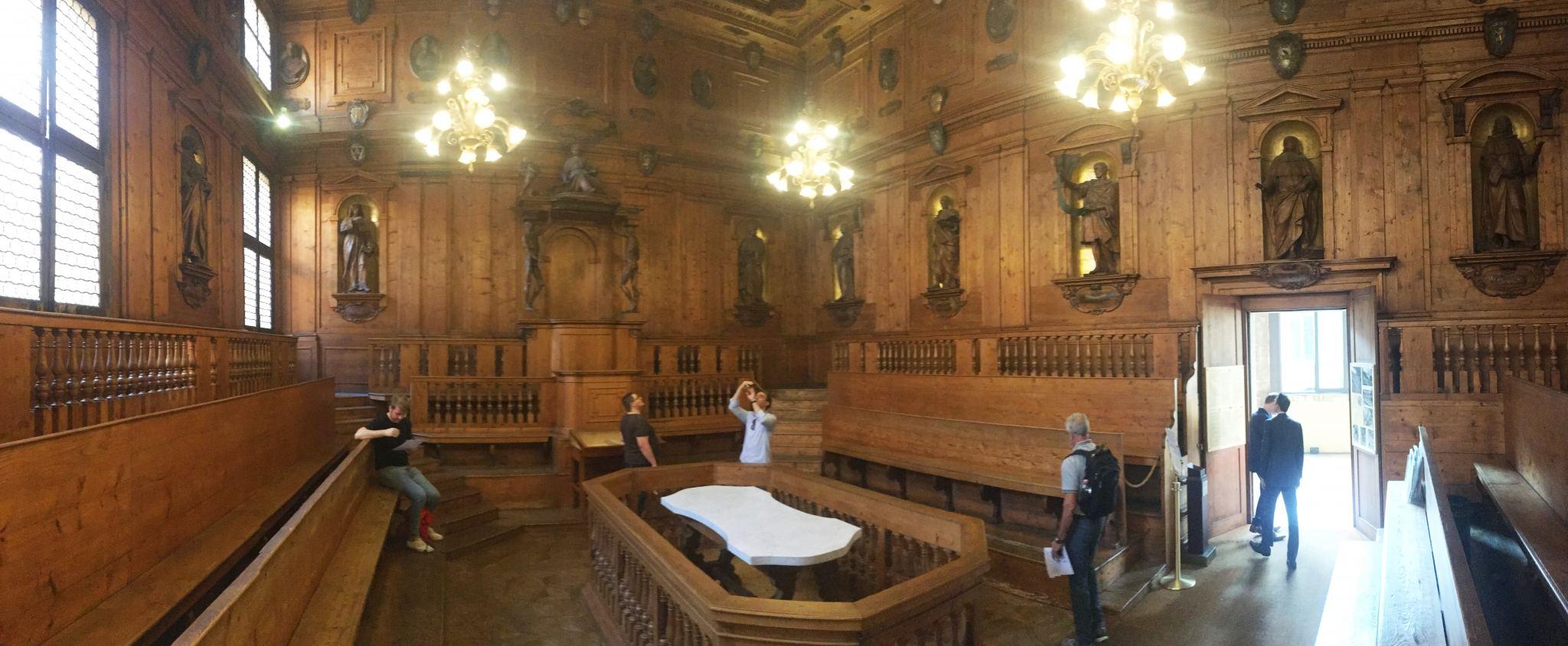 Teatro Anatomico Bologna