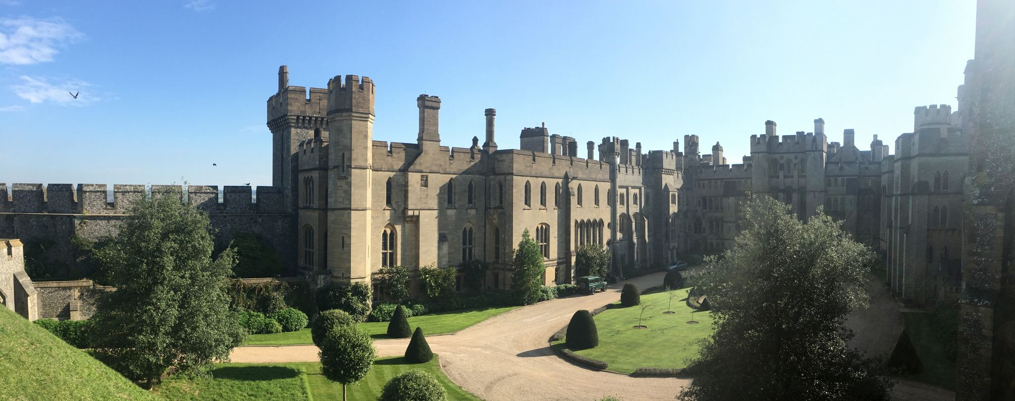 Visiting Arundel Castle