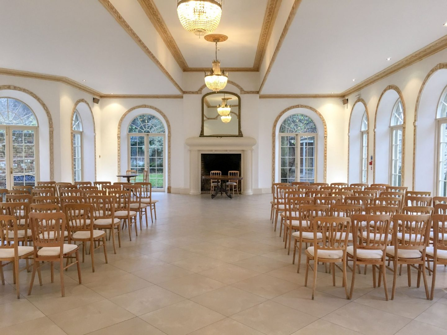 Northbrook Park wedding venue