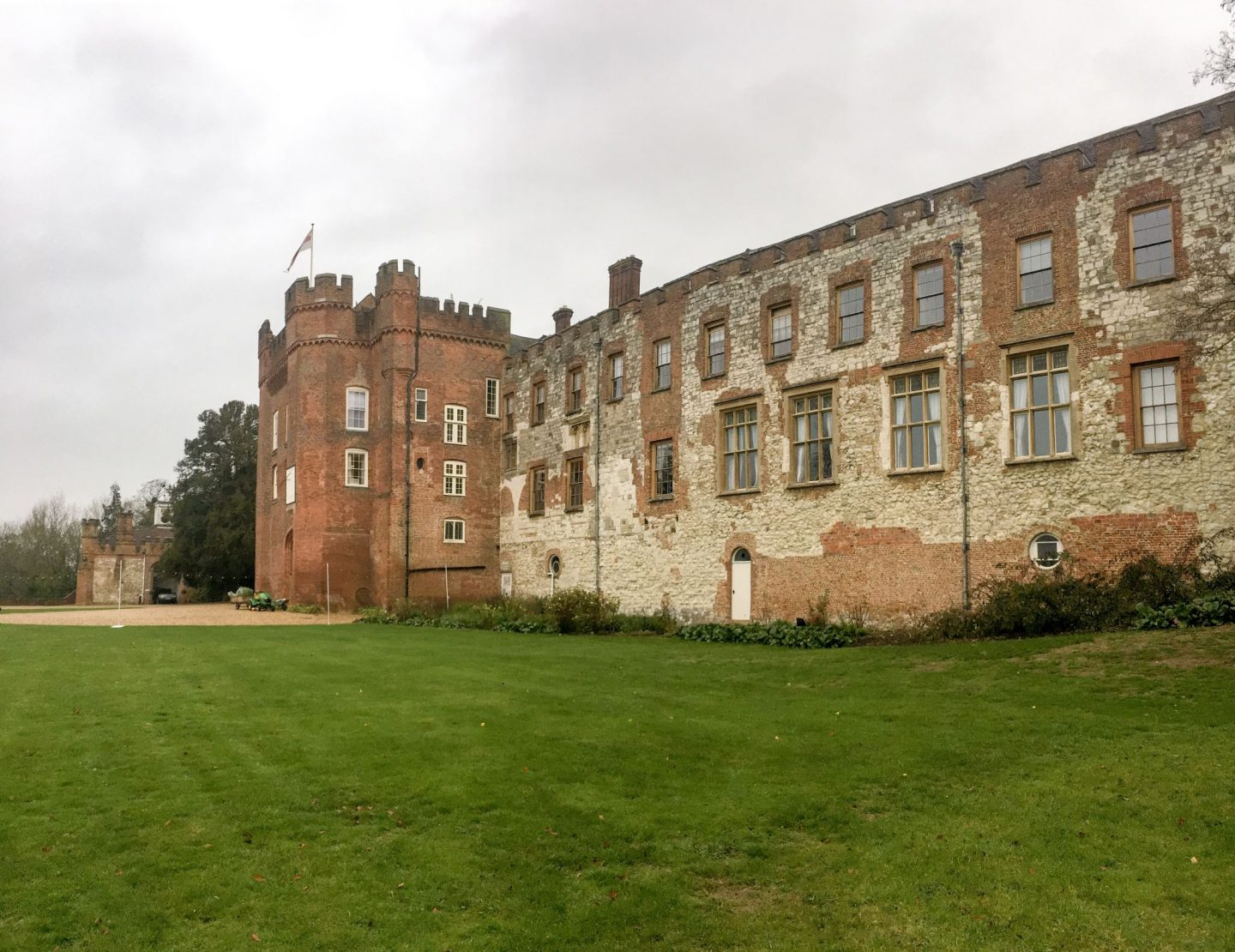 Farnham Castle wedding venue
