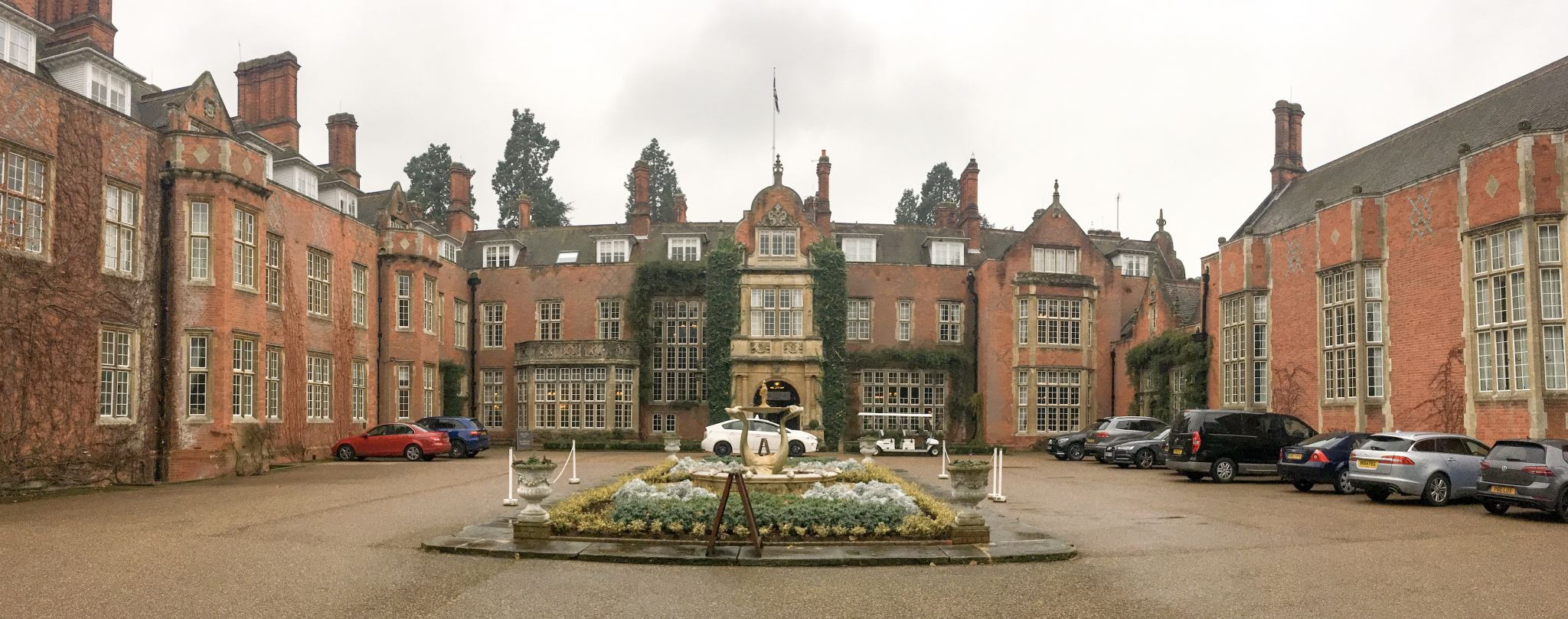 Hunting For A Hampshire Wedding Venue