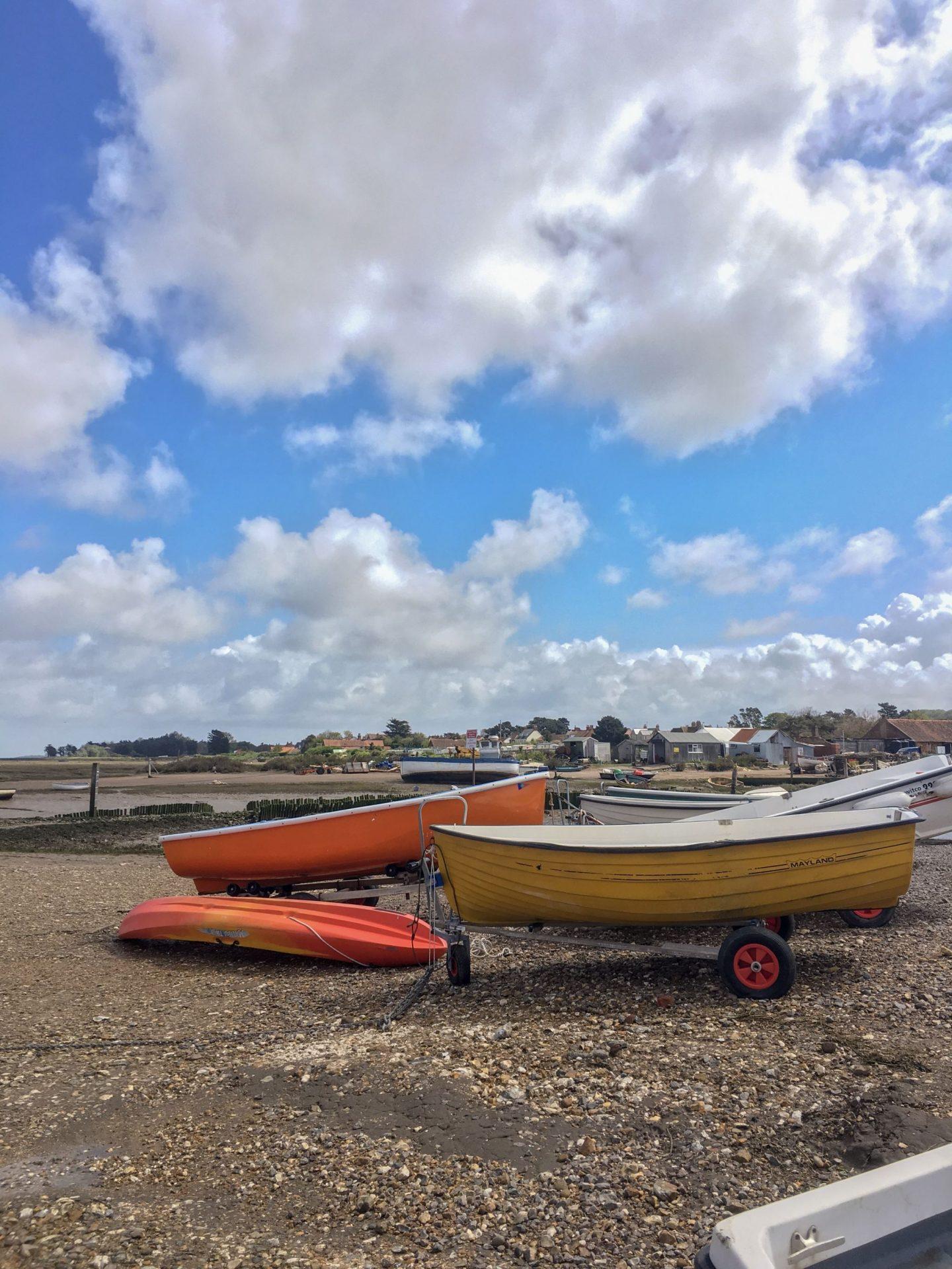 Brancaster Staithe, Norfolk