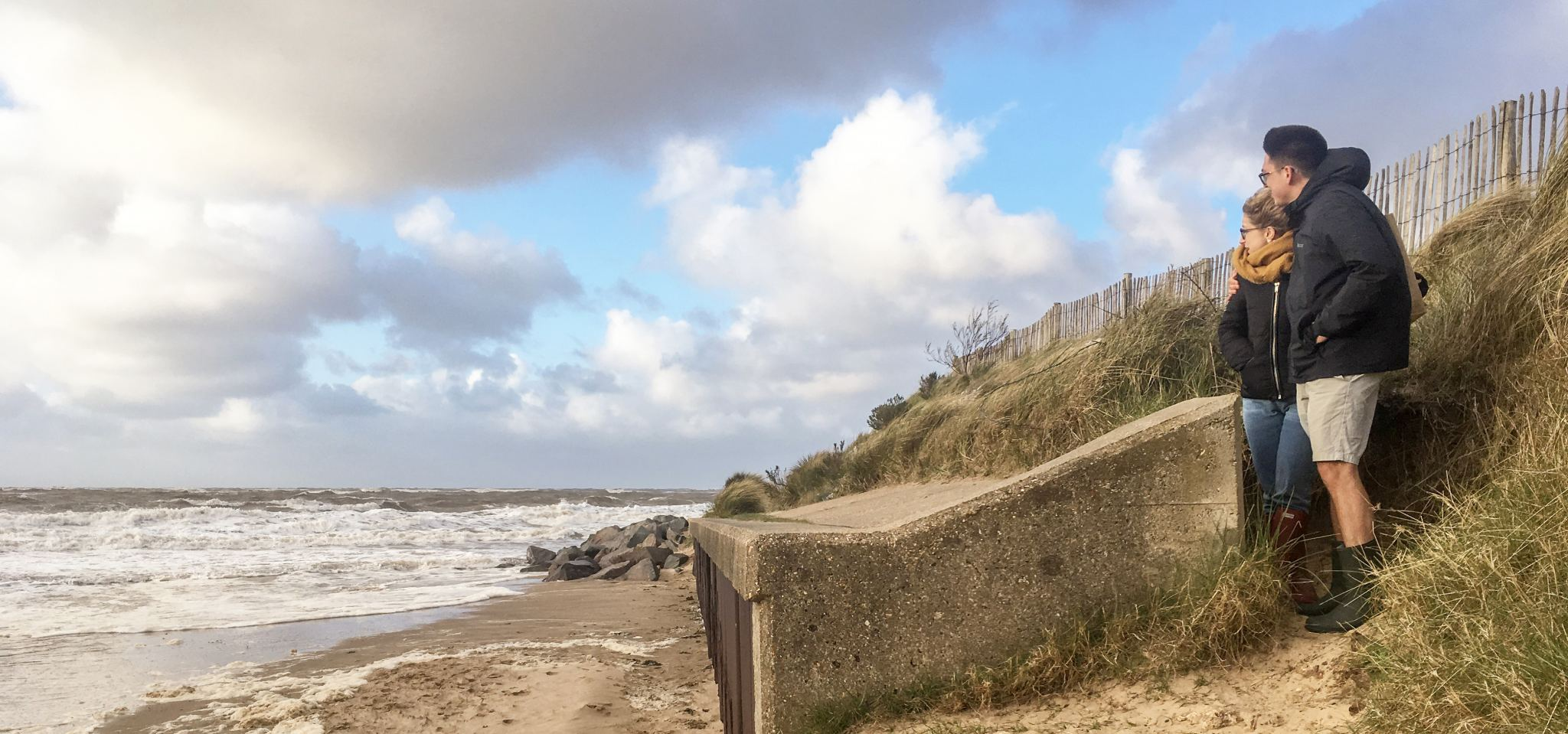 A Weekend On The Norfolk Coast