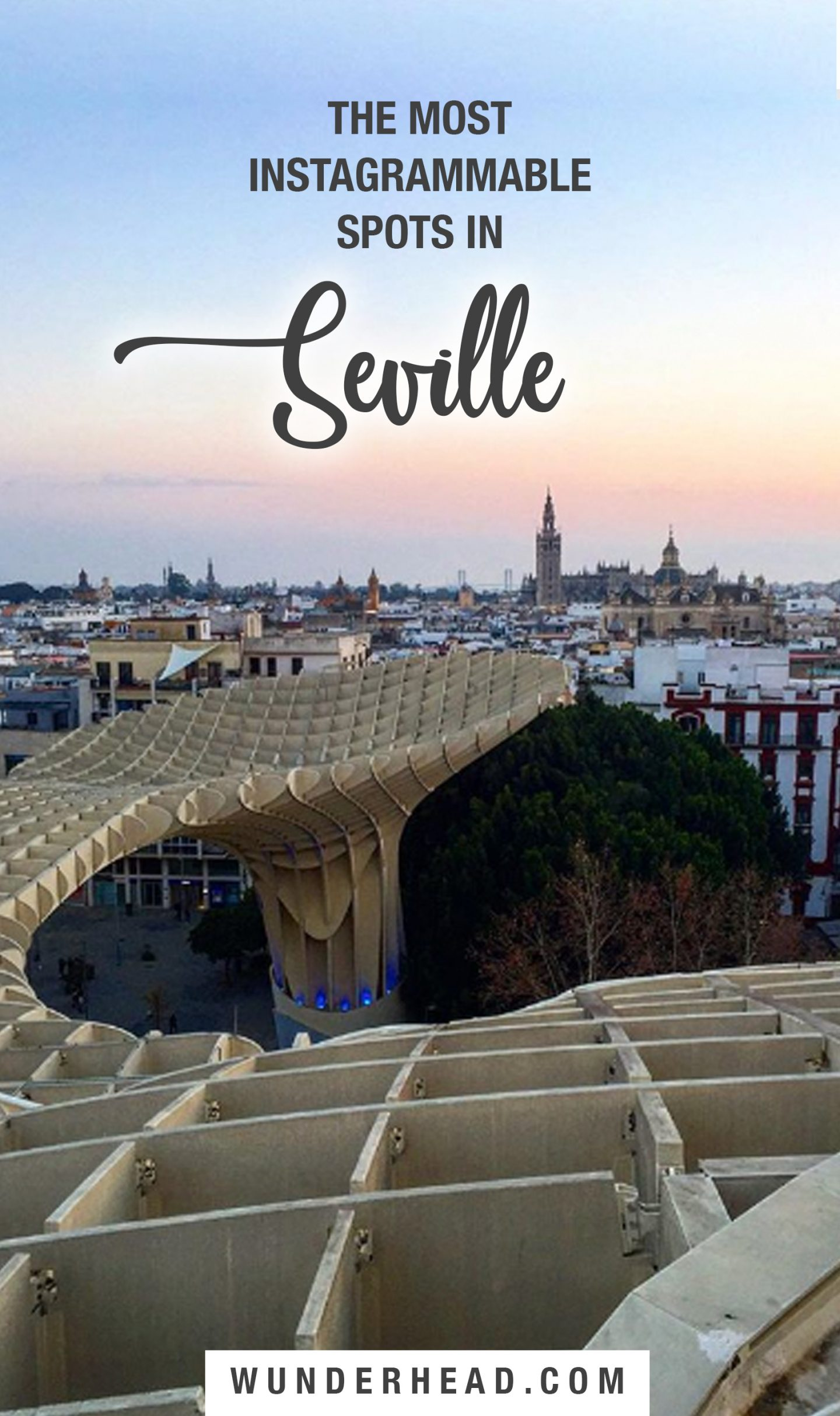 Seville instagrammable