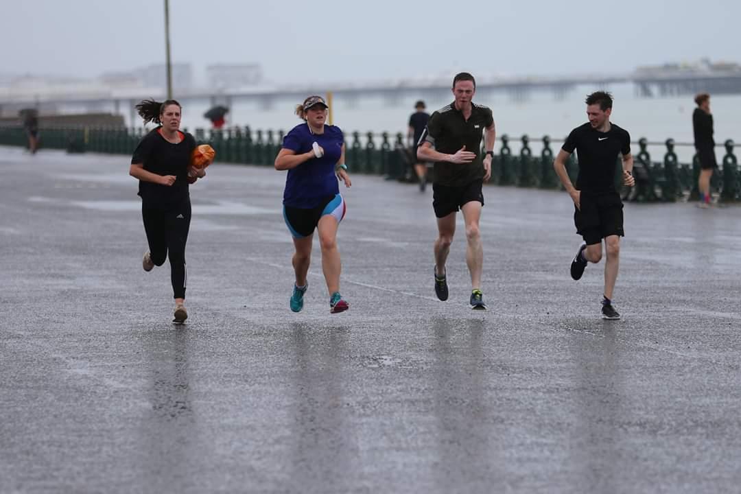 Park Run Brighton