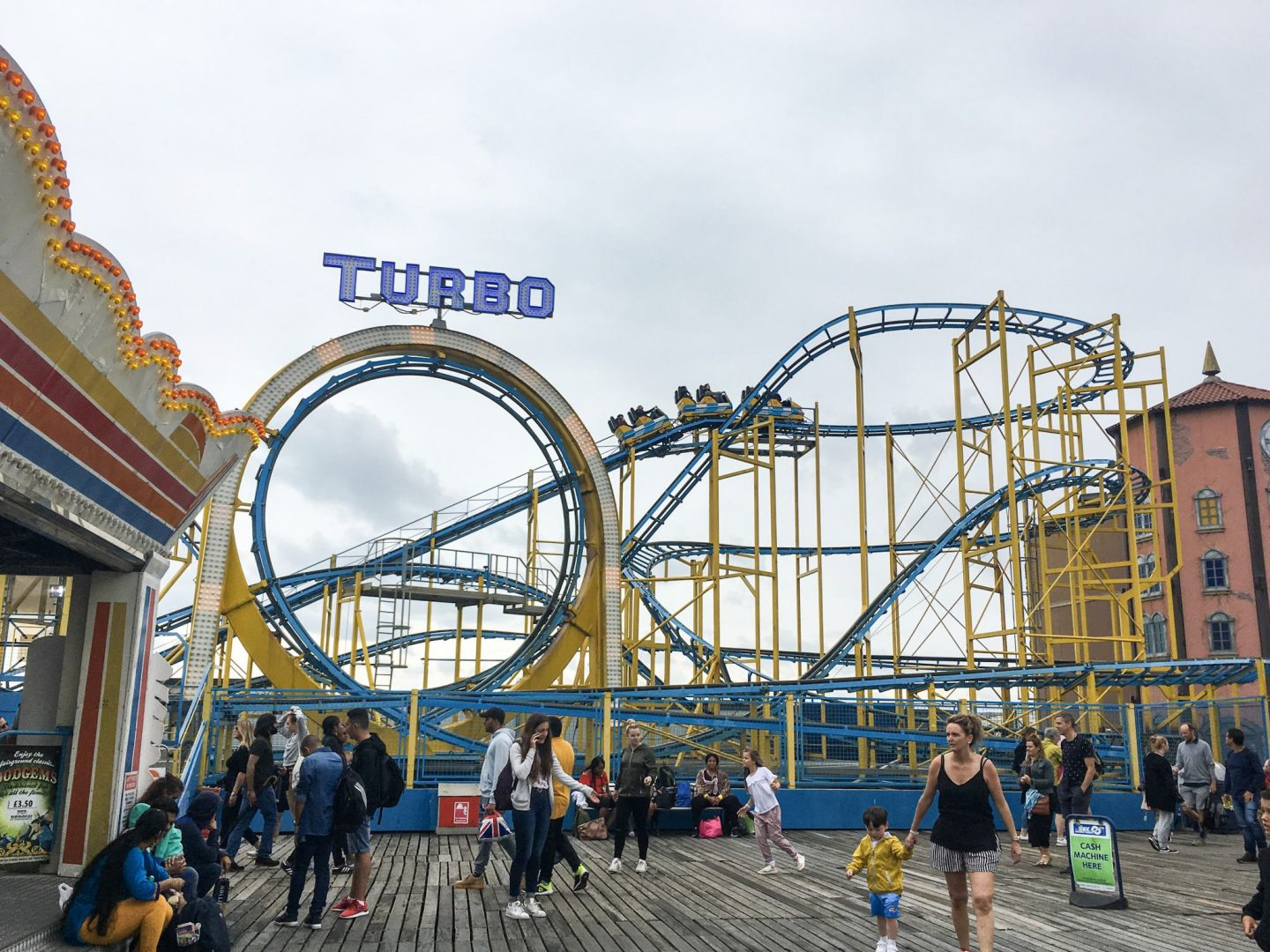 Turbo Brighton Pier