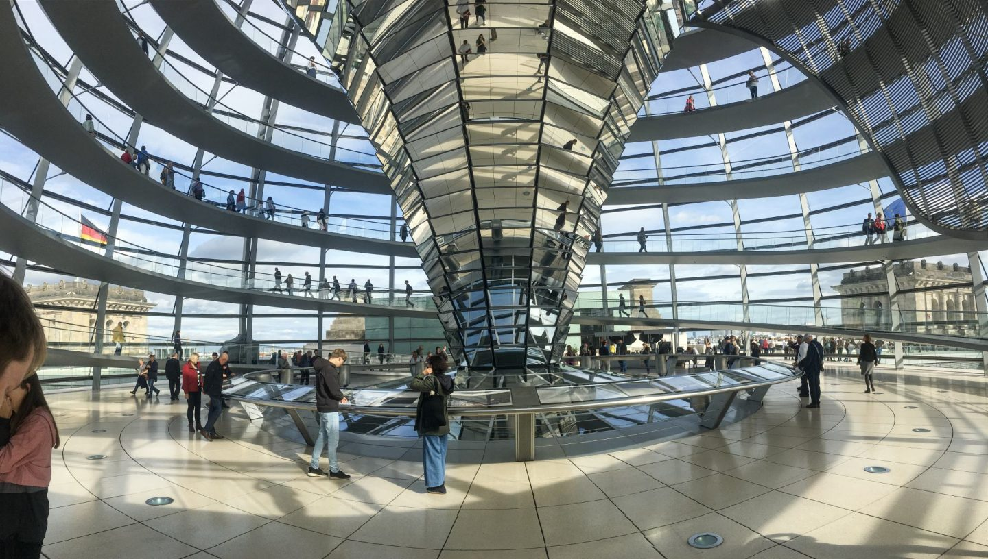 Reichtag Dome Berlin