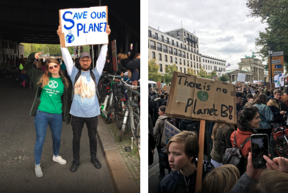 Climate Strike Berlin