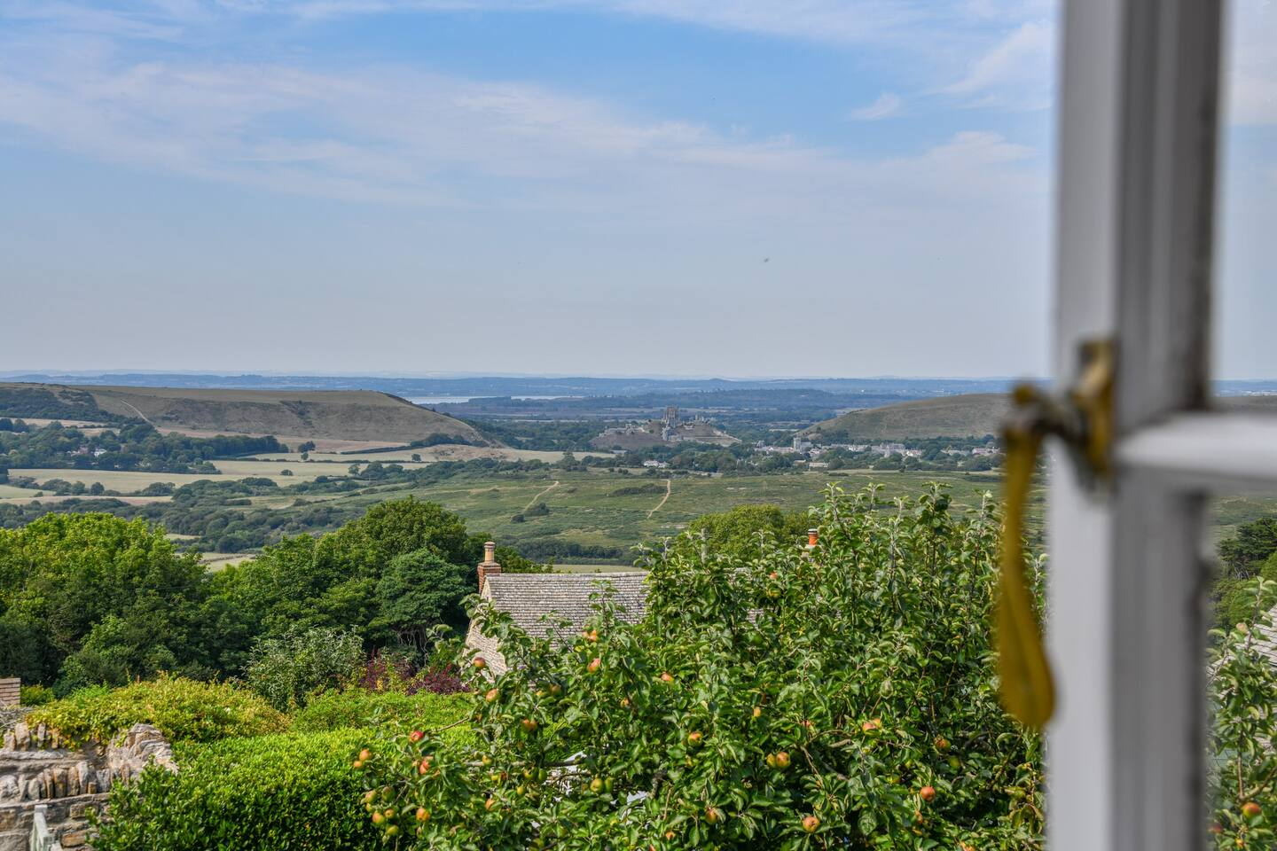 Corfe Castle Kingston Dorset airbnb